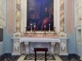 Fig. 5 - La cappella di San Giovanni Evangelista
