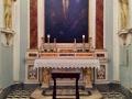 Fig. 4 - La cappella del Santissimo Crocifisso